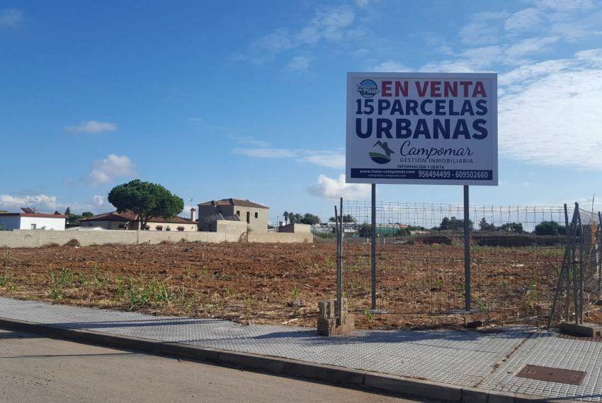 Parcela urbana Chiclana - Campomar